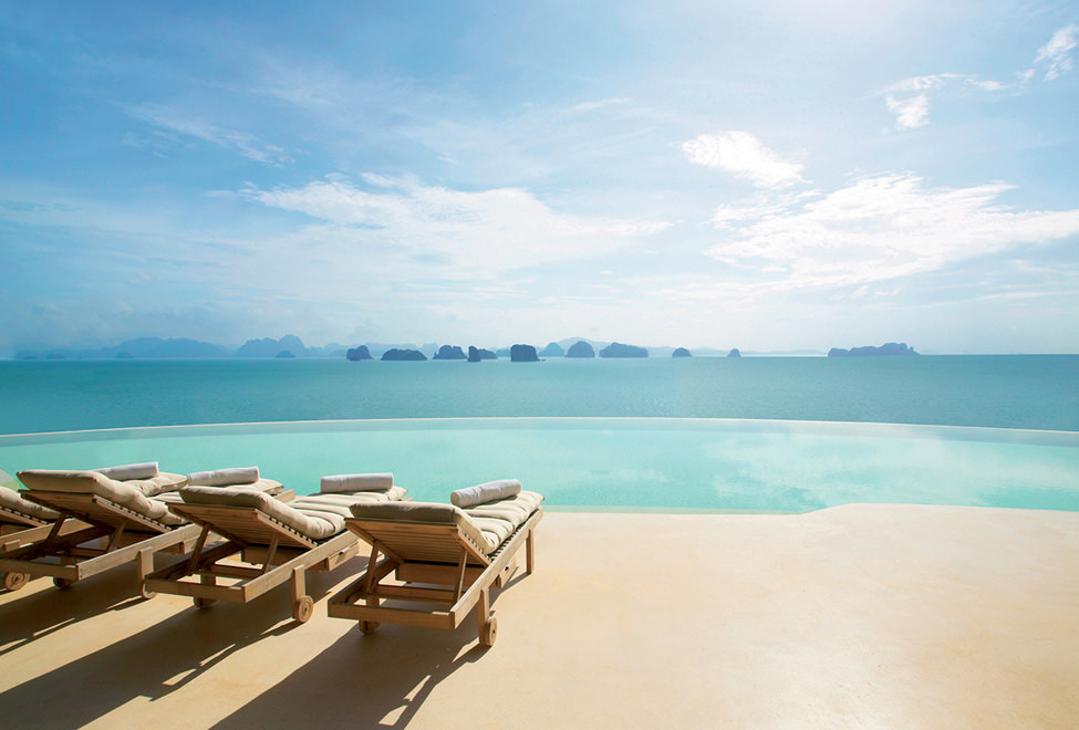 Your Curator - Travel Planning Services | Top destinations for a digital detox holiday. Including the remote Six Sense Hotel on Yao Noi. This 5 star luxury hotel is the perfect place to unplug.