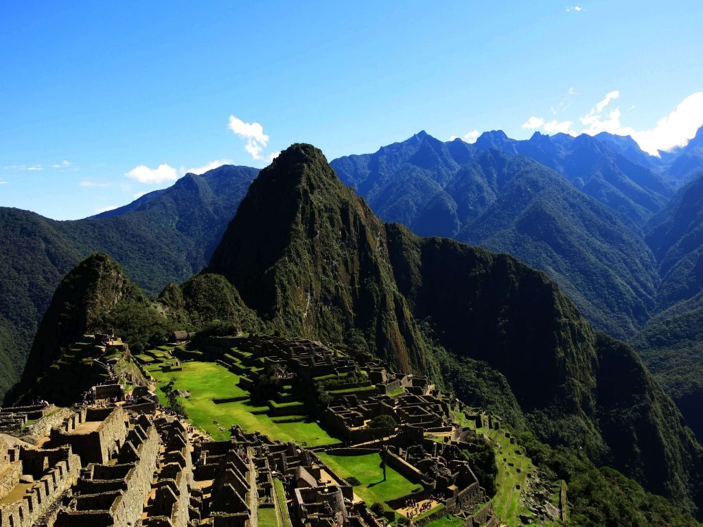 Luxury bespoke travel planning services. Machu Picchu
